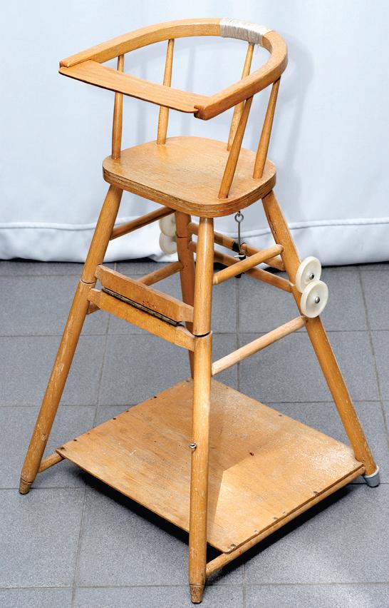 Детский стульчик для кормления складной своими руками