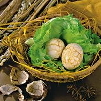 Яйца мраморные. Шаг 3
