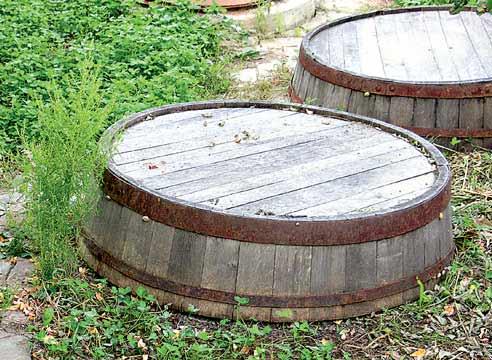 Как сделать канализационный колодец на даче