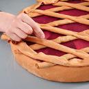 Подушка Вишневый пирог своими руками. Шаг 6