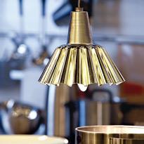 Светильник из формы для выпекания