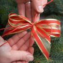 Рождественский венок. Шаг 2