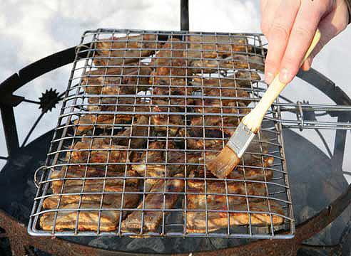 Кулинарный прогноз на 2015 год, мясо на гриле