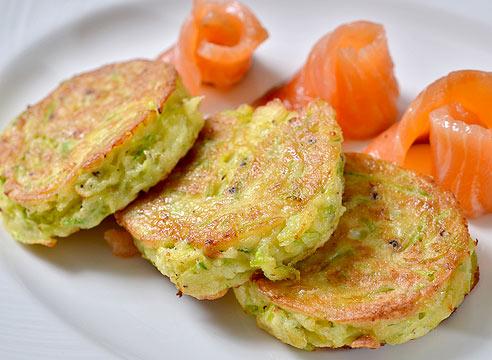 Рецепты простые из кабачка