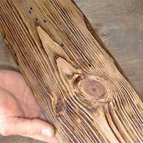 Как состарить древесину в домашних условиях 4