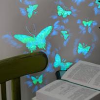 Бабочки своими руками: рисуем на стене