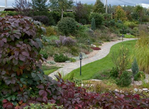 фото любительских садов