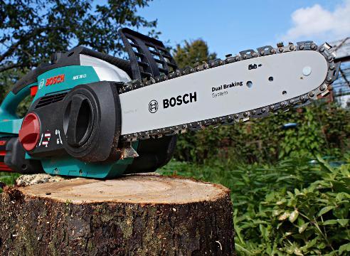 Электропила Bosch