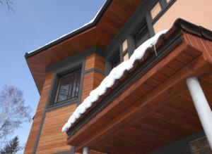 Термодревесина: использование дома и на участке
