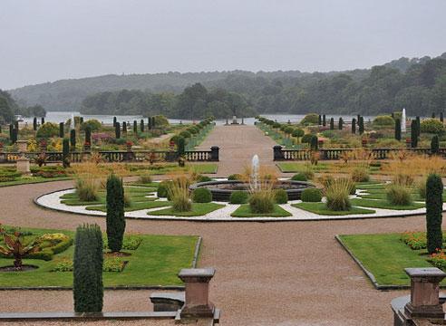 Сады Трентхэм, Trentham Gardens