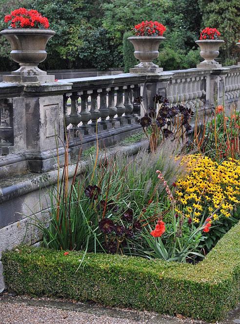 Trentham Gardens, сады Трентхэм