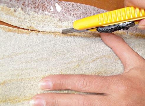 Гибкий камень, отделка, отделочные материалы