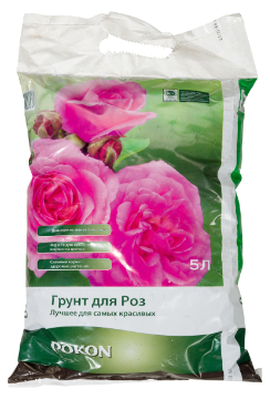 грунт Pokon Rose Soil 5l