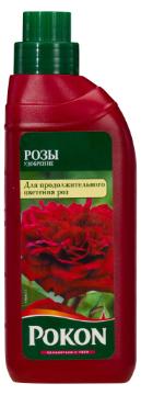 Удобрение жидкое Pokon Rose 500ml
