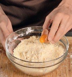Тыквенный пирог / Пирог с тыквой. Шаг 1