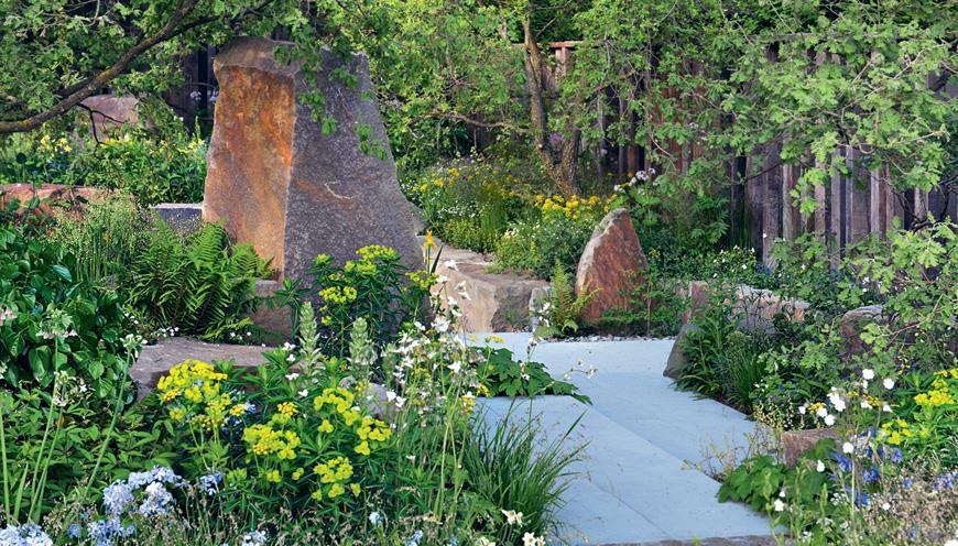 Лучшие сады