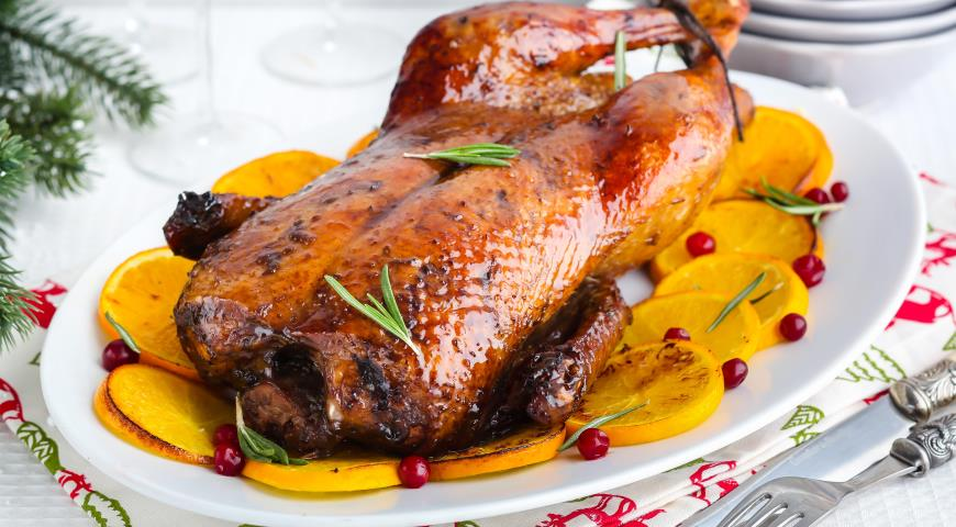 рецепты на второе блюдо из утки #5