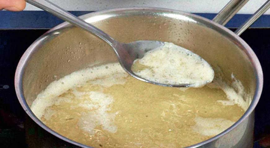 Картофель Анна со свининой. Шаг 1