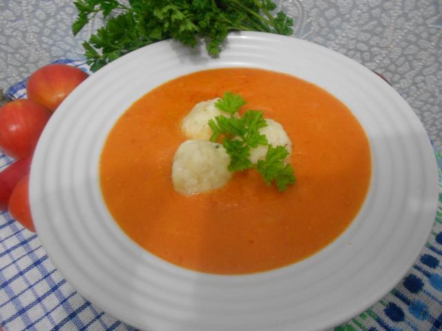 Суп с клецками пошаговый рецепт с без яиц