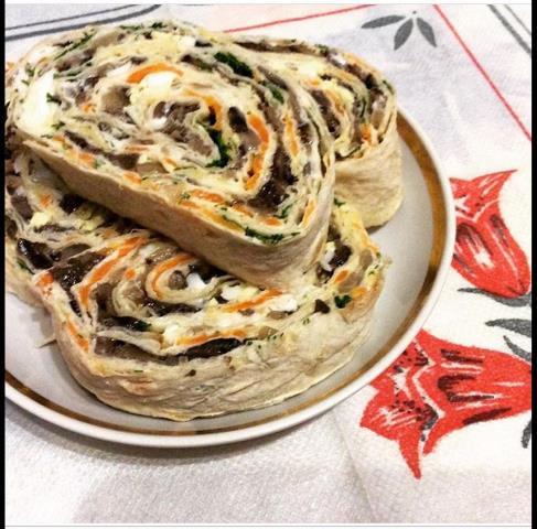Ханум рецепт с пошаговым из лаваша