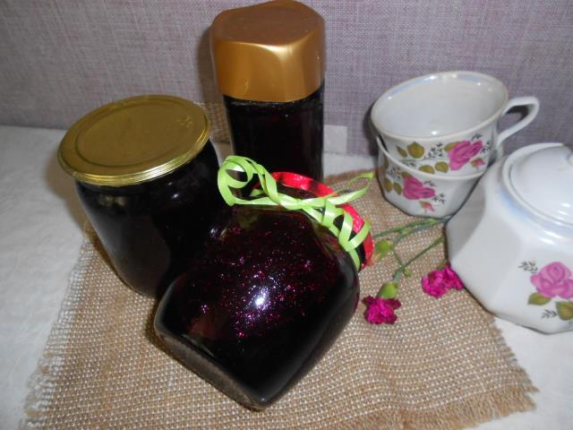 Черничное варенье рецепт с фото пошагово