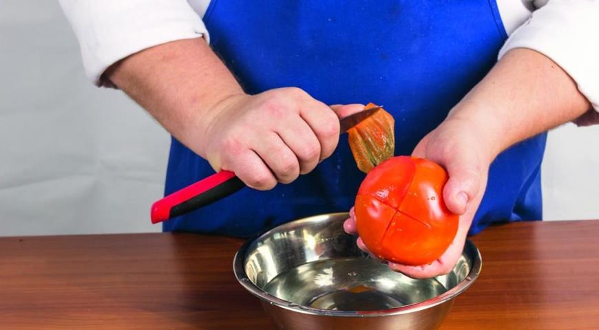 Фрикадельки стоматным соусом ияйцом. Шаг 3