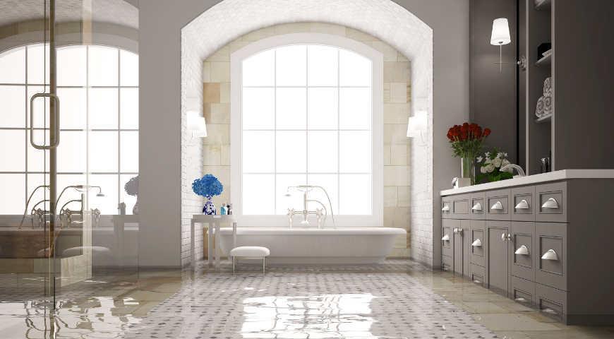 Гидроизоляция влажные помещения технология грунтовки стен под обои