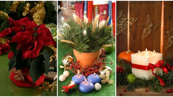 Лучшие новогодние идеи для украшения праздничного стола